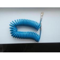 Трубка PU спиральная (Italia) для подкачки шин